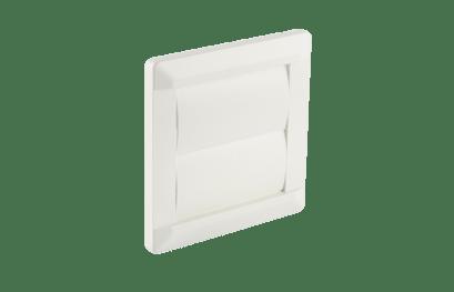 Leaf Verschlussklappe 140 x 140 mm, weiß