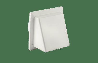 Leaf Ablufthaube 140 x 140 mm, weiß
